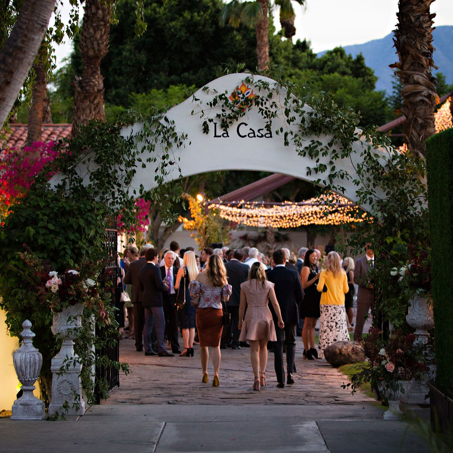 Fall Outdoor Wedding at a Luxury Resort in the California ...