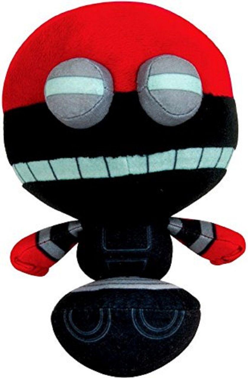 Sonic Boom Big Head Plush  Orbot  Sonic The Hedgehog  Sonic boom Plush Tomy