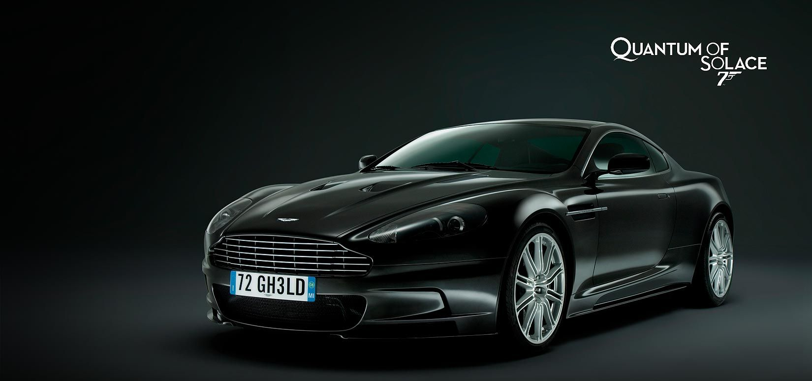 bond & the aston martin: quantum of solace, following on from the