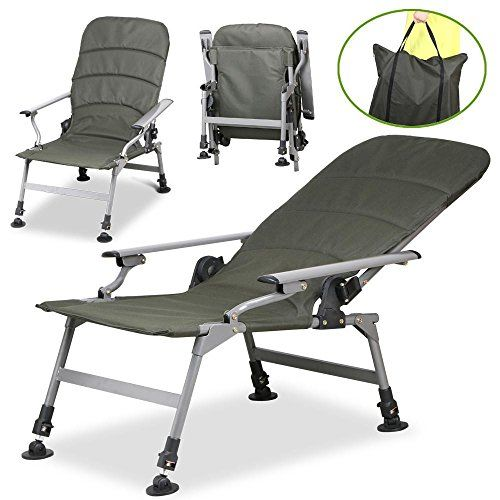 fishing chair legs parson covers canada yaheetech adjustable ultimate foldable with see this great product is an amazon affiliate link and i receive a