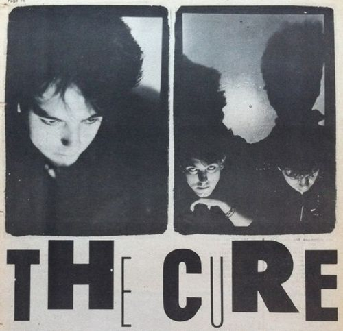 """The Cure """"And Sunday always comes too late  But Friday, never hesitate"""""""