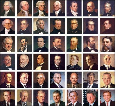 Presidents Day Ethics: The Presidents of the United States on ...