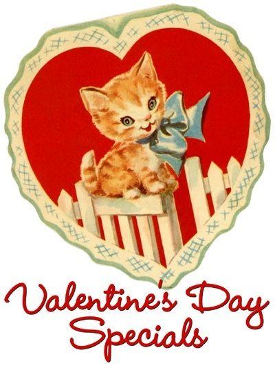 Cute orange kitty cat Valentine  Valentines Day  Pinterest