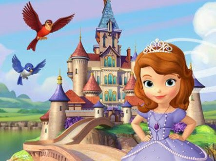 Free Download Disney Princess Sofia The First Hd Wallpaper