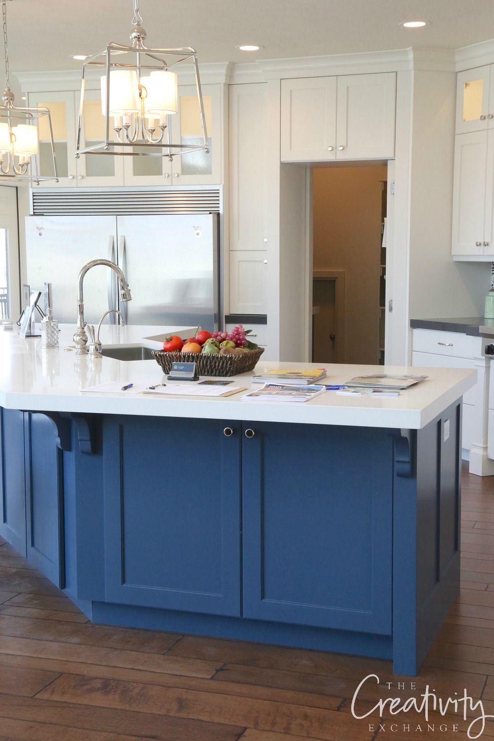 Ppg 2020 Color Of The Year Chinese Porcelain Blue Kitchen