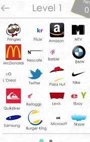 Logos Y Sus Nombres Buscar Con Google Logo Del Juego Simbolos Juegos