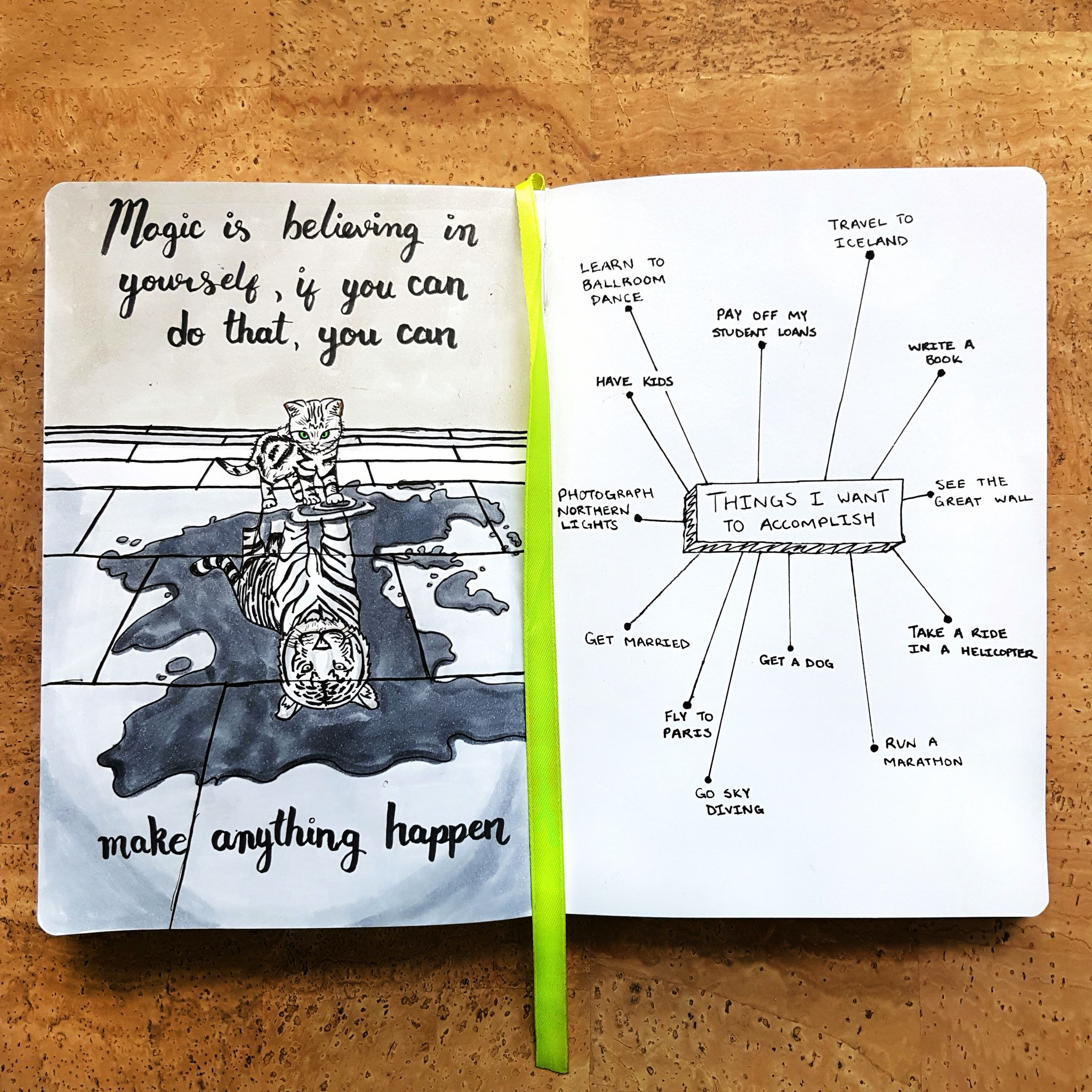 Magic is believing in yourself if you can do that you can make magic is believing in yourself if you can do that you can make planner journaljournal ideaspassion solutioingenieria Gallery