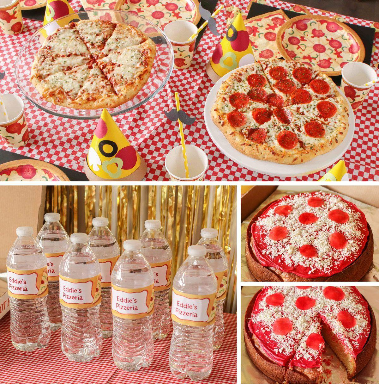 29+ Mario Pizza Party