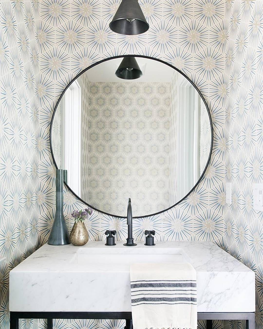 Round bathroom mirror | Home | Pinterest | Round bathroom mirror ...