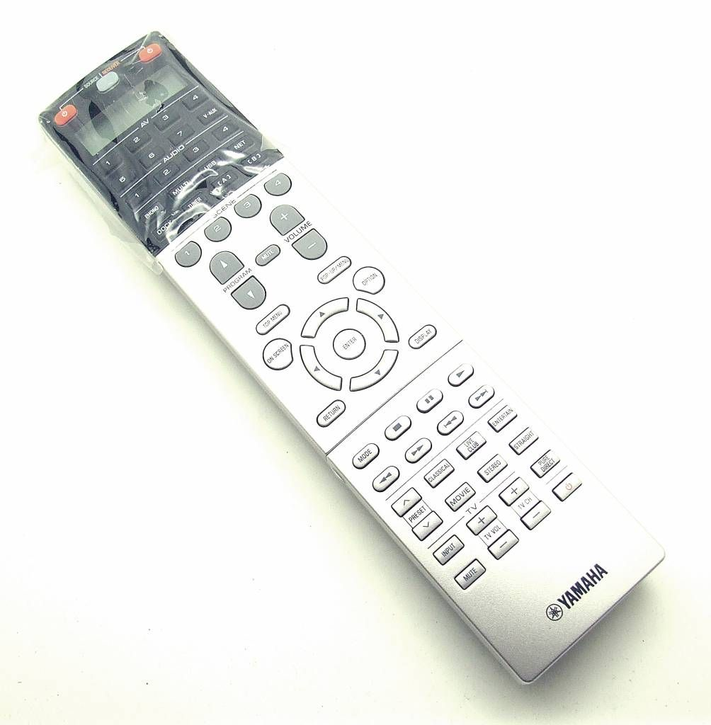 Yamaha Original Fernbedienung Rav415 Wy20010 Ex Fr Rx A2010 Sony Brh10 Bluetooth Remote With Handset Function Originals