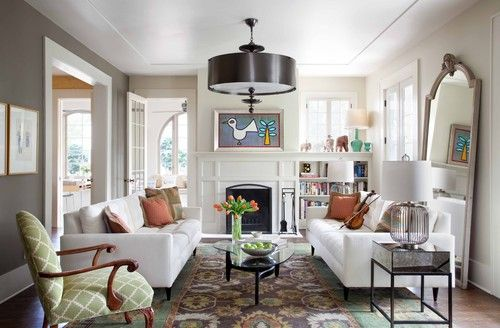 Houzz Home Design Decorating And Remodeling Ideas And Inspiration Kitchen And Bathroom De Rectangular Living Rooms Rectangle Living Room Narrow Living Room