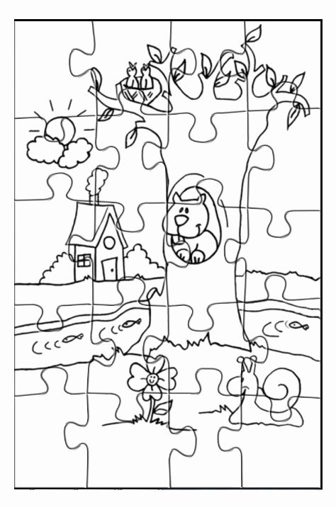 Spring Coloring Pages Preschool in 2020 | Spring coloring ...
