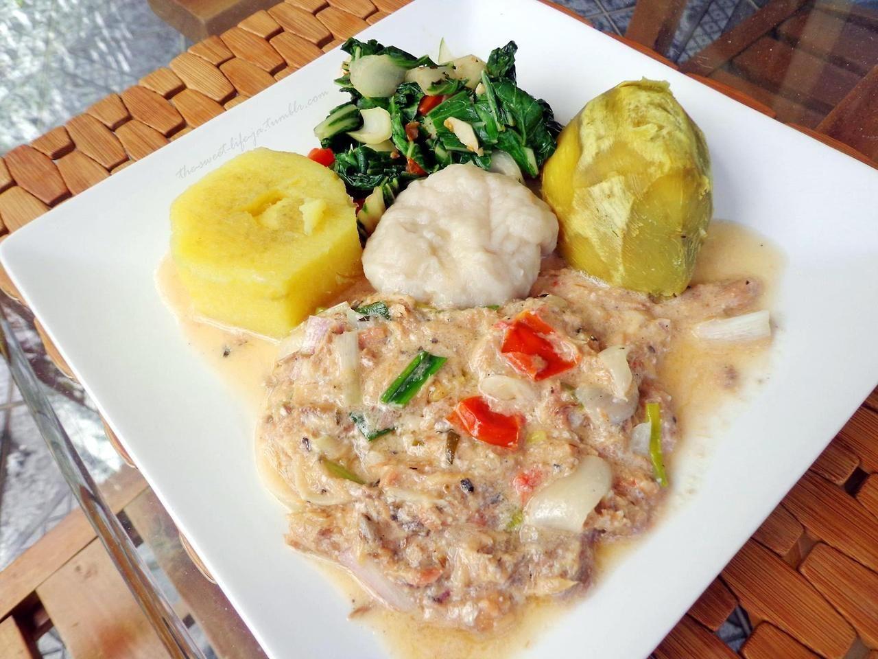 mackerel run down  jamaican  caribbean cuisine  jamaica