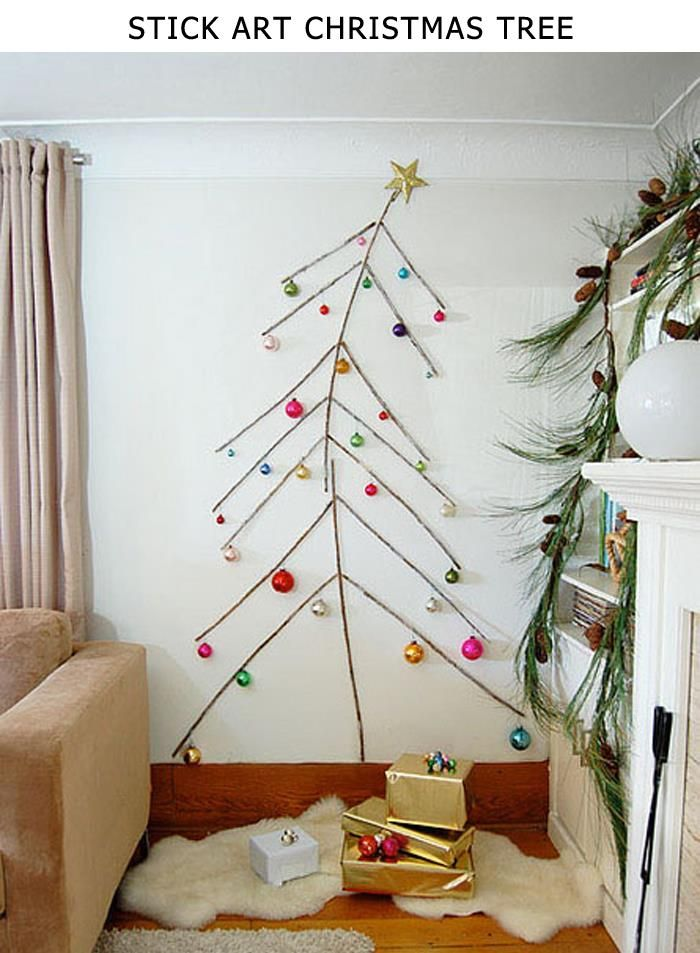 10 Cool and Unusual Christmas Trees | Christmas Stuff | Pinterest ...