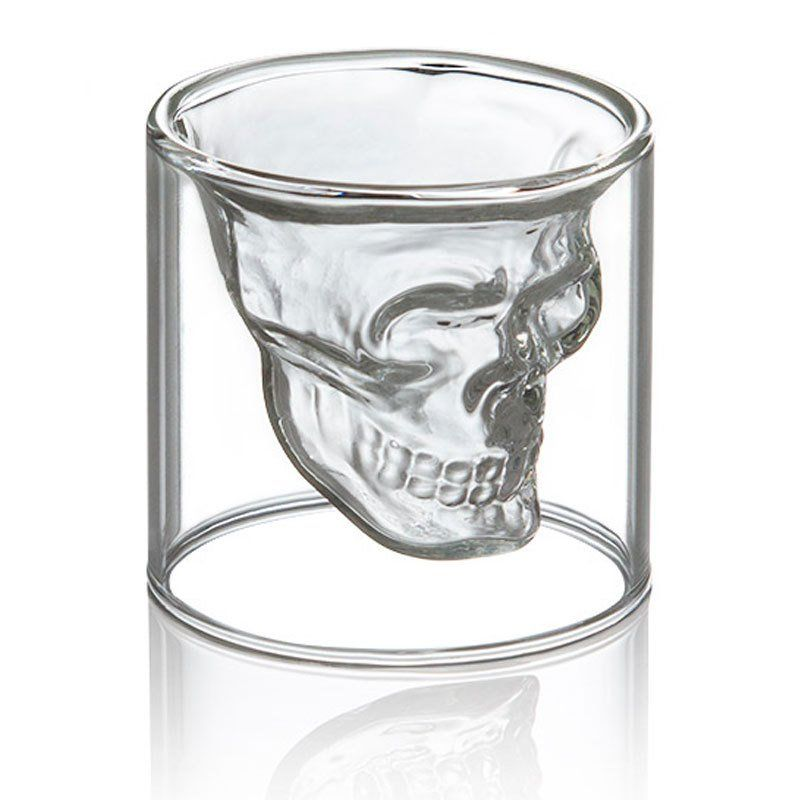 Crystal Skull Shotglass (With Images)
