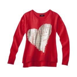 super cute oversized sweater:)