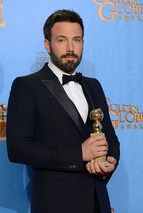 Ben Affleck totally deserved that standing ovation for his ...