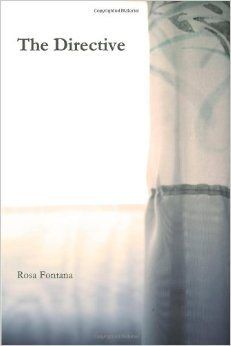 the directive by rosa fontana - an amazing read about crohns