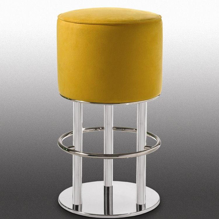 Brueton : Product : SEATING : Scootz Bar Stool