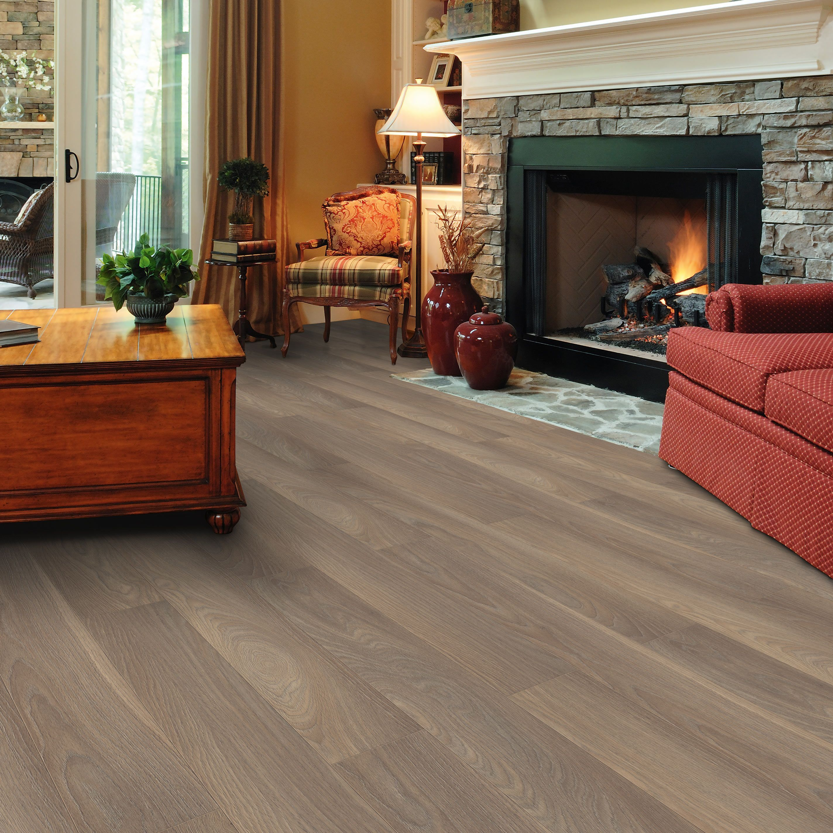 Belcanto Napoli Oak Effect Laminate Flooring 2 M 178 Pack