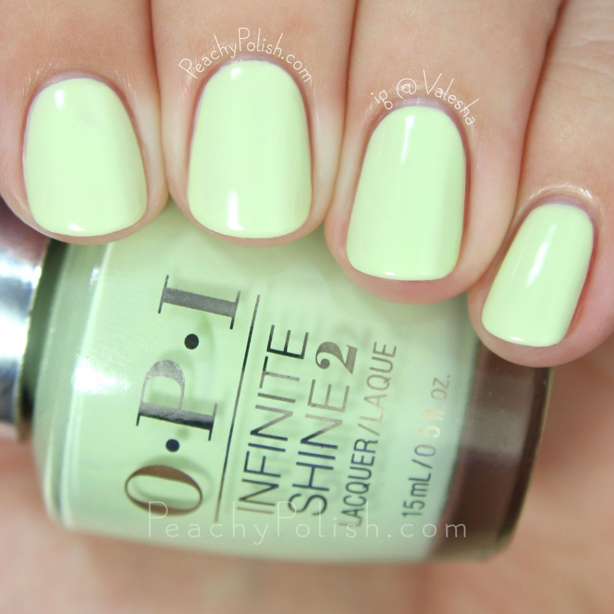 OPI S-ageless Beauty | Spring 2015 Infinite Shine Collection ...