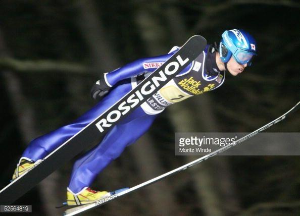 Wintersport / Ski Nordisch / Skispringen Weltcup 04/05 Willingen Akira HIGASHI / JPN 080105