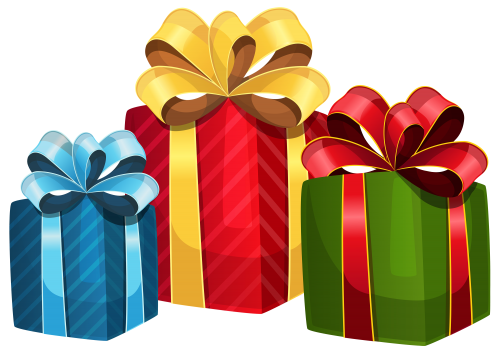 Colorful Gift Boxes PNG Clipart Natal 2018, Natal