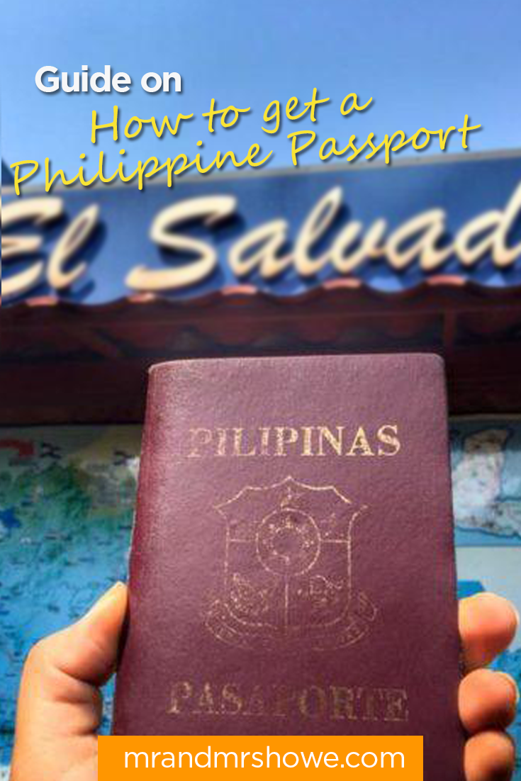 How to Apply for Philippines Passport with DFA appointment