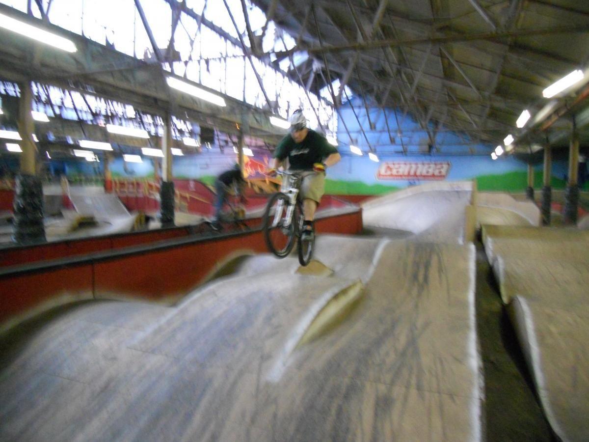 Indoor Motocross Tracks In Ohio