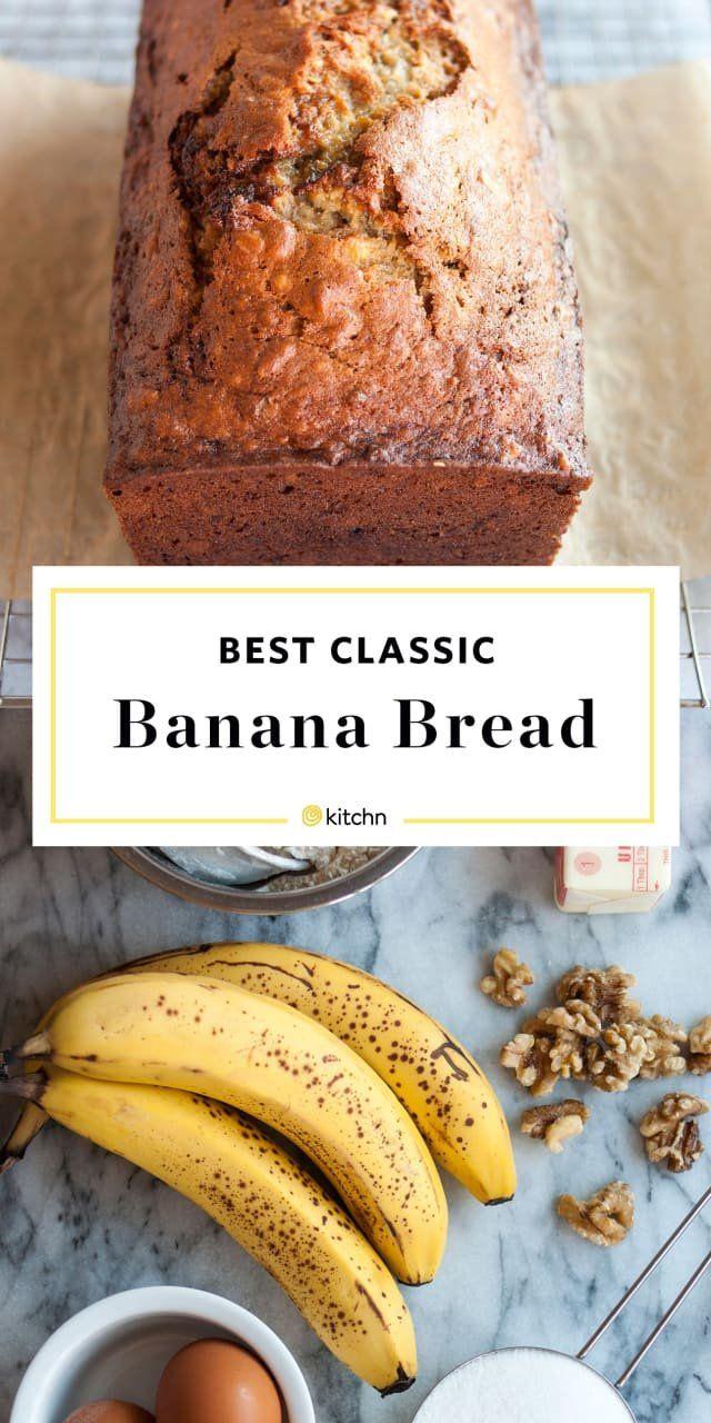 How To Make Banana Bread #bananabreadrecipe