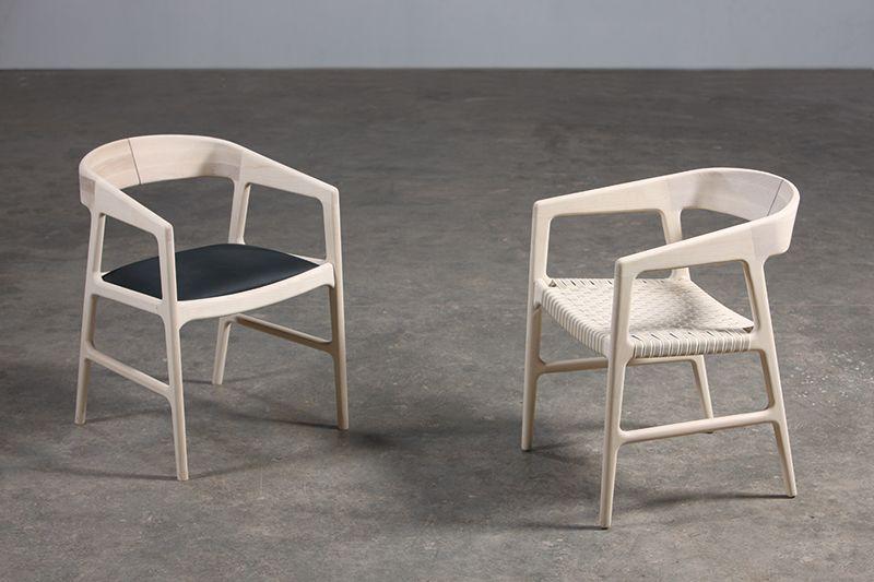 TESA Chaise Rembourrée By Artisan Design Salih Teskeredžic