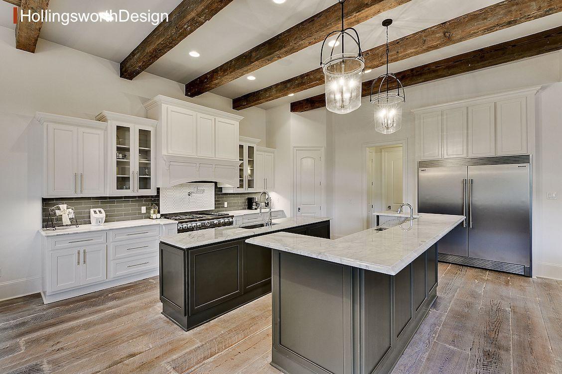 Palmetto 2 Hollingsworth Design Shaker Style Kitchens Kitchen Floor Plans Kitchen Design