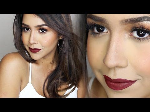 Photo of Maquillaje Romantico SUPER FACIL para San Valentin Ydelays – YouTube