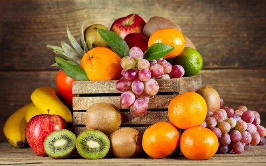 Include color in your daily diet to stay healthy
