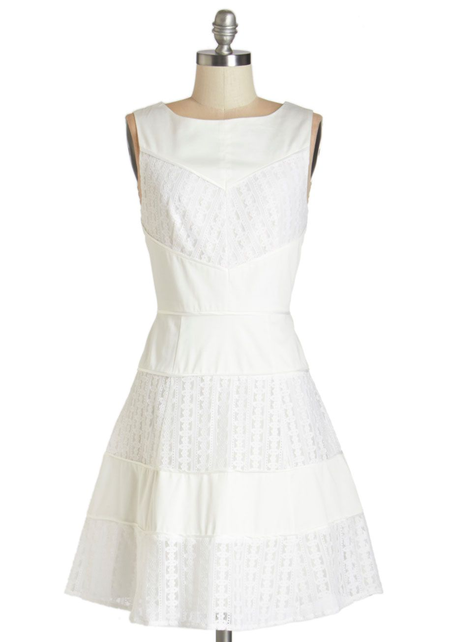 Here Comes the Bright Time Dress