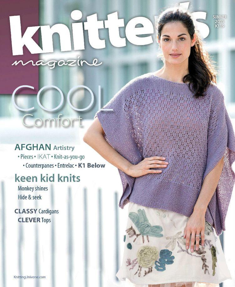 Knitter's Magazine Summer 2015