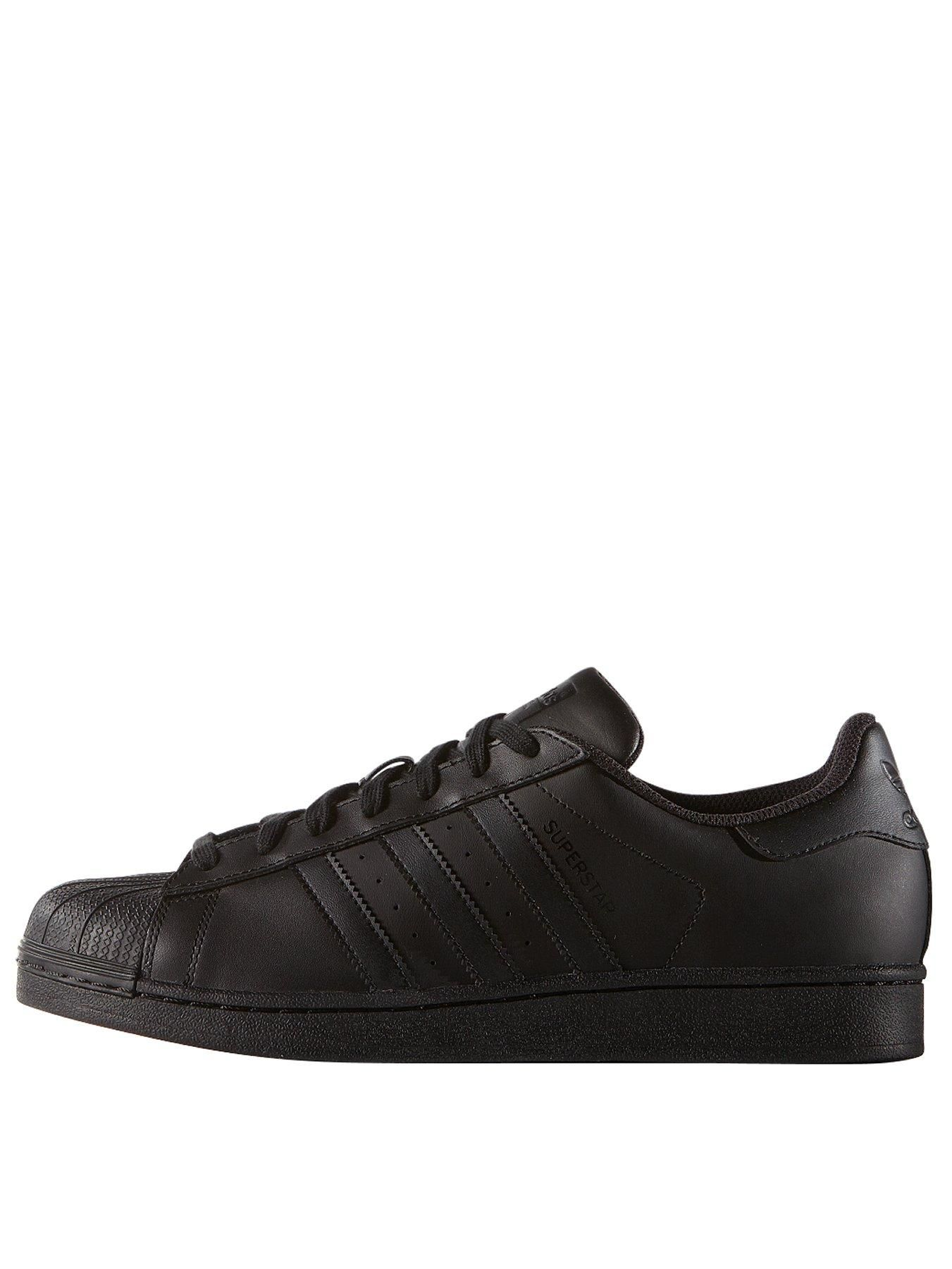 new products 69aea f60f4 adidas Originals Superstar Foundation Mens Trainers – BlackFrom the  excitement of the courts in the  70s to the bustling modern metropolis the  Superstar ...
