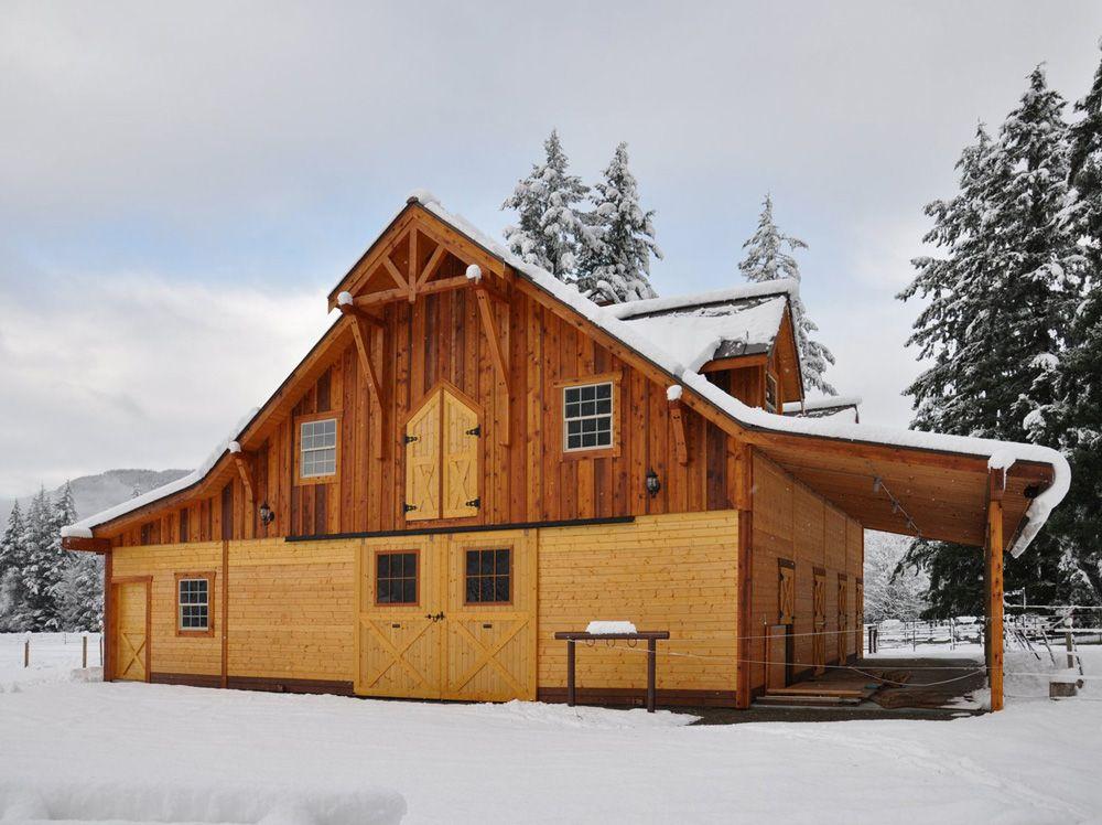 Denali 36 - Barn Pros | Barn plans, Barn house, Barn kits