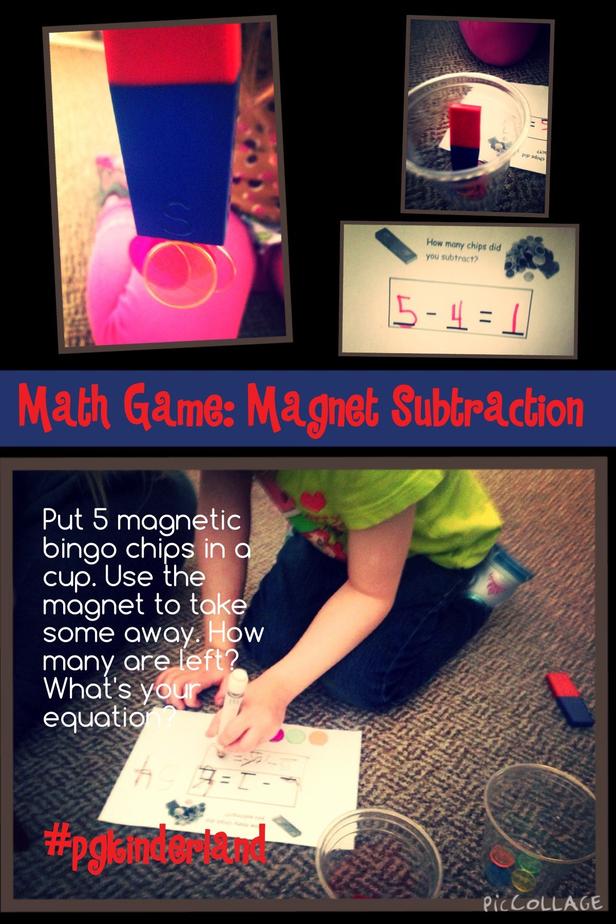 3 Playful Subtraction Games