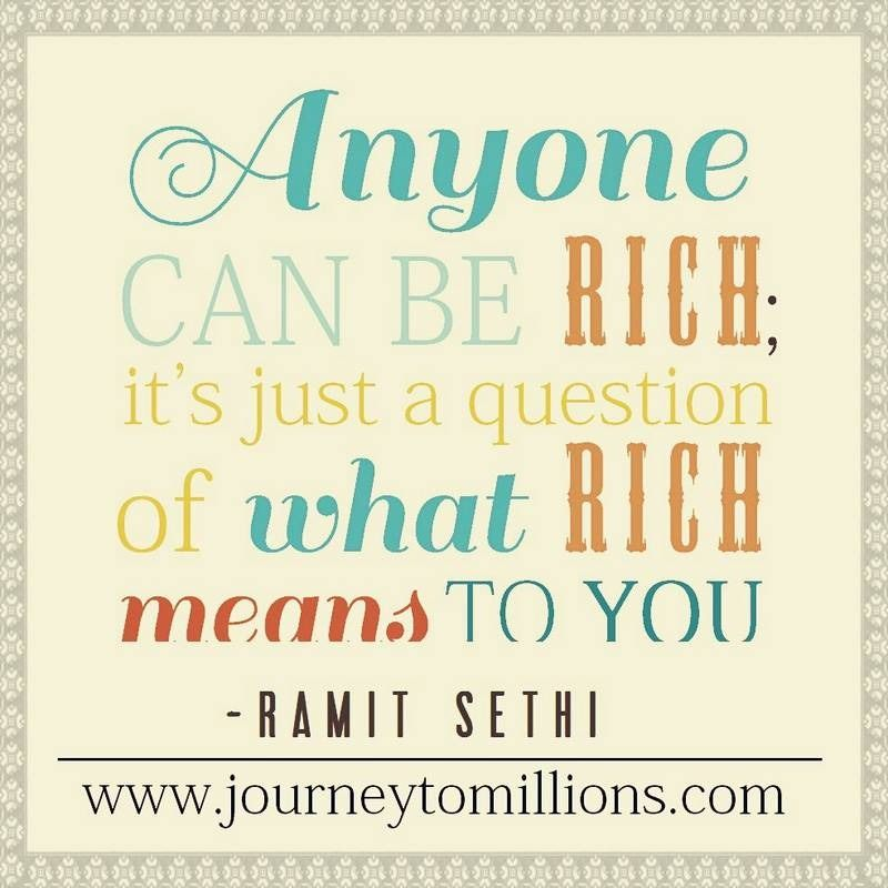 Personal Finance Quotes from Ramit Sethi