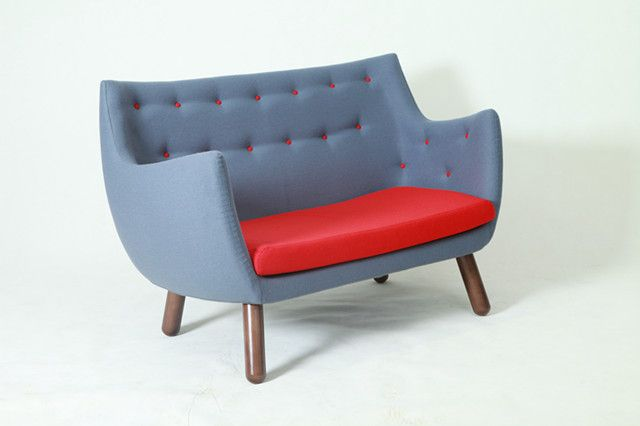 Pelican Chair - Two Seater