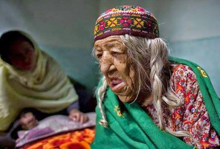 племя хунза долгожители фото под