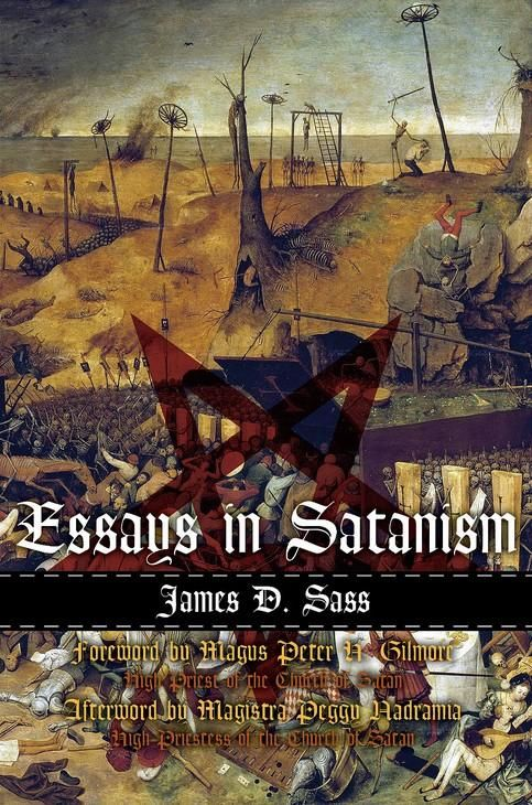 Essays in satanism