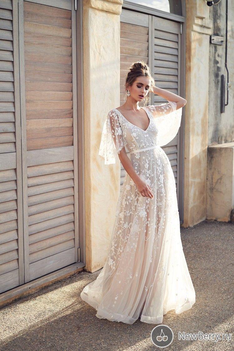 Коллекция роскошных свадебных платьев 2019 от Sareh Нури