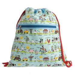 Tyrrell Katz Farmyard Swimming Bag