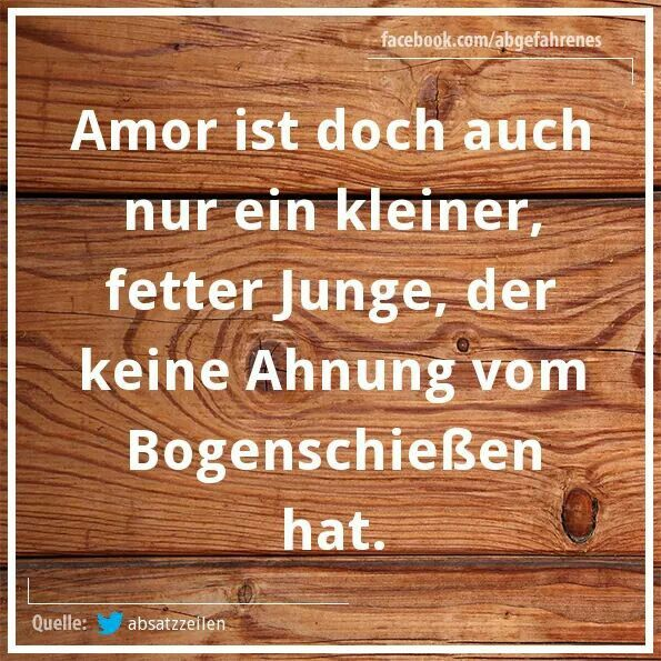 Amor hat keine Ahnung | Collected