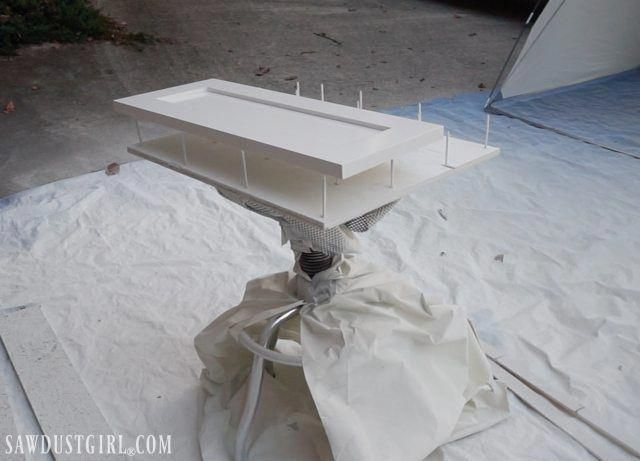 Painting with an Airless Sprayer #paintingkitchencabinets ...
