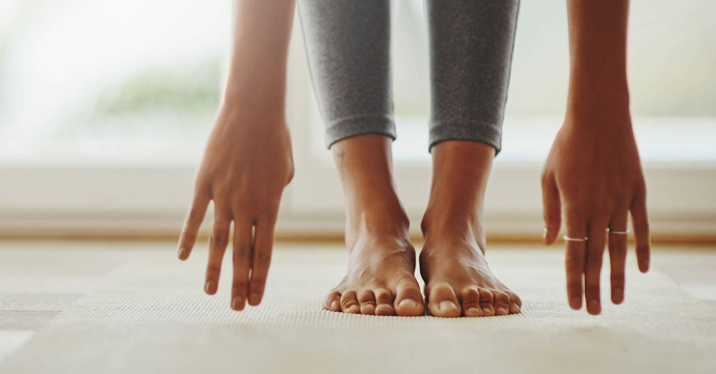 Everything You Need To Practise Yoga At Home, From Poses