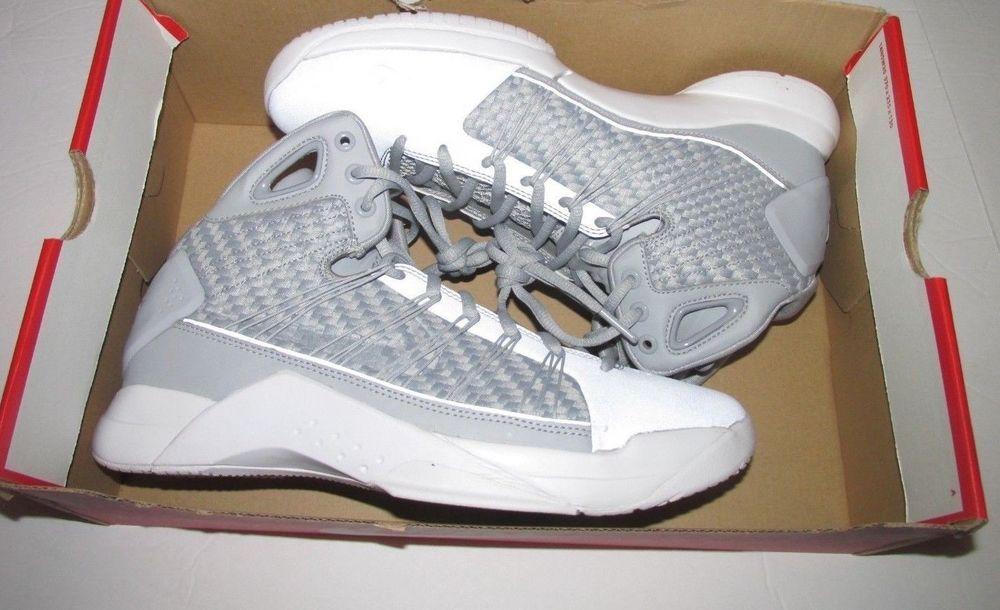 7716e8daaad6 Nike Hyperdunk Lux Mens Basketball Shoes 11 Wolf Grey White  Nike   BasketballShoes