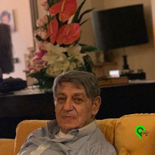 پرویز گلزار پدر محمدرضا Instagram Biography Art